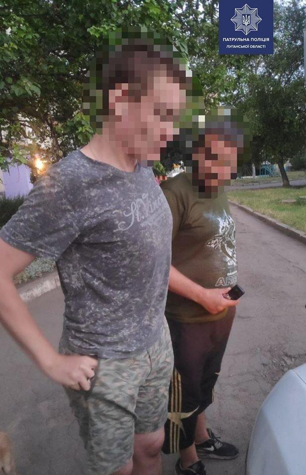 На Луганщине задержали автомобильных воров, фото-3
