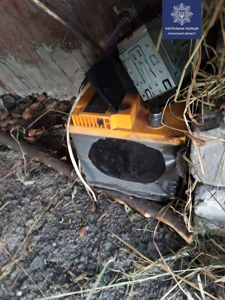 На Луганщине задержали автомобильных воров, фото-1