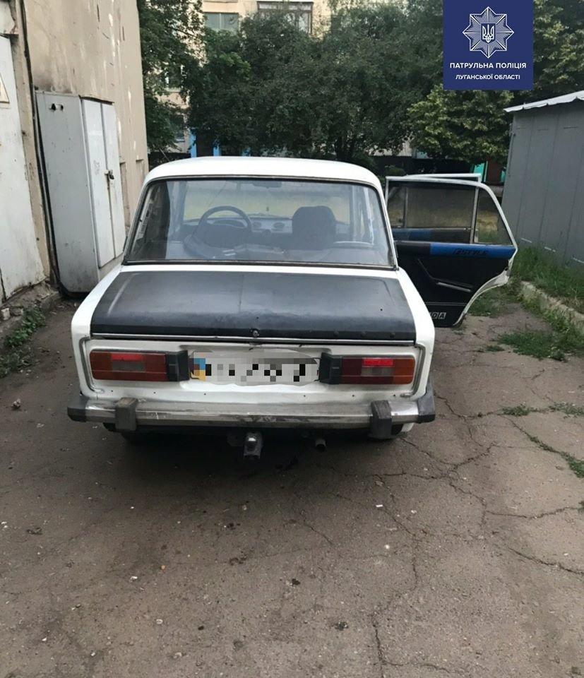На Луганщине задержали автомобильных воров, фото-2