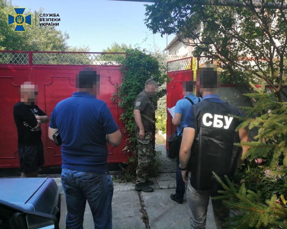 СБУ блокировала масштабный сбыт контрафактных сигарет в районе проведения ООС, фото-1