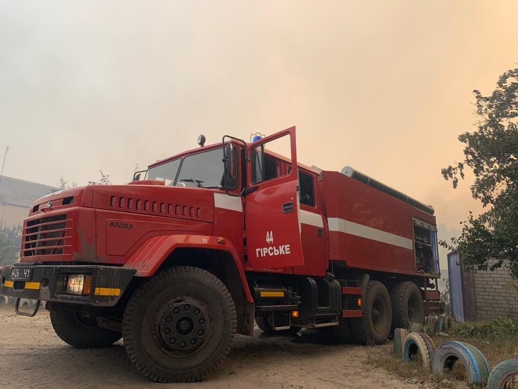 На Луганщине продолжается пожар: 5 человек погибло, 9 в больнице, фото-3