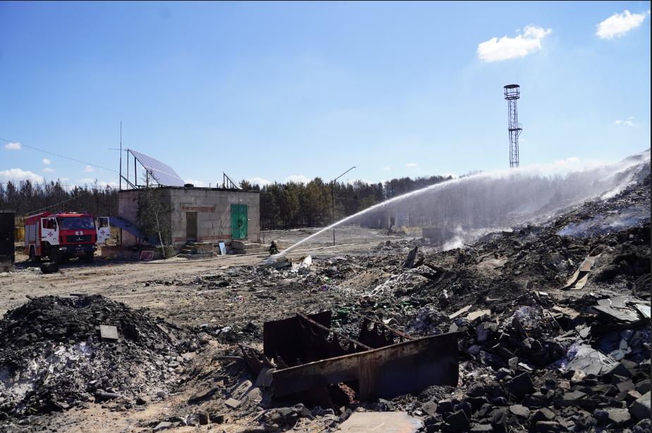 Последствия пожара в Смоляниново: 747 абонентов остаются без газа , фото-1