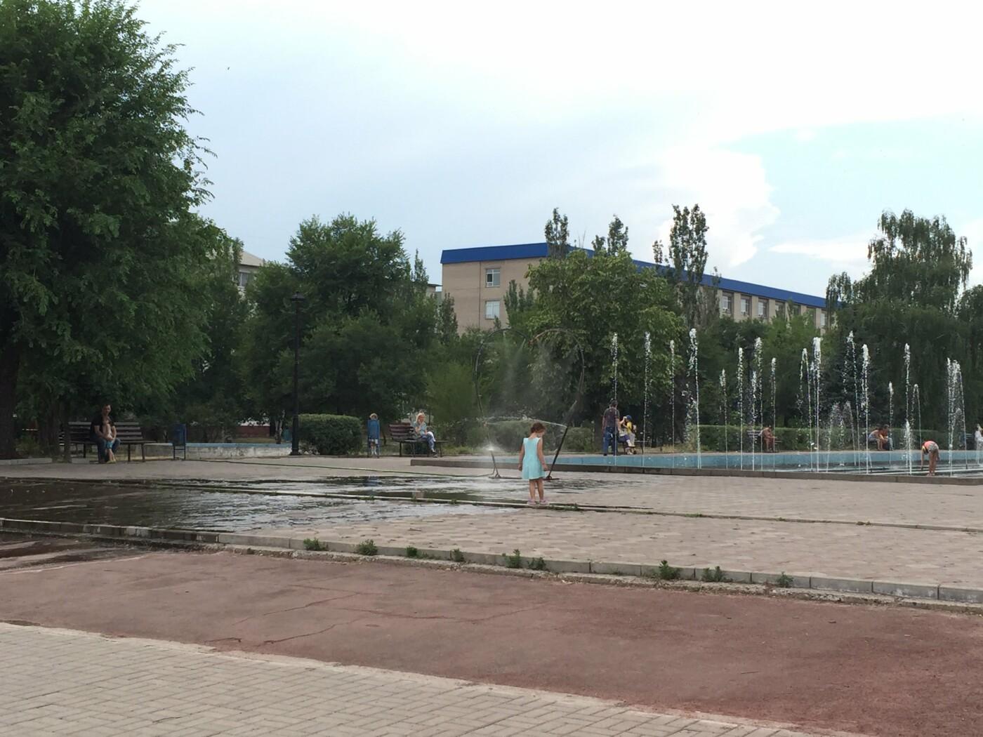 Спастись от жары в Северодонецке: простые и креативные способы, фото-12