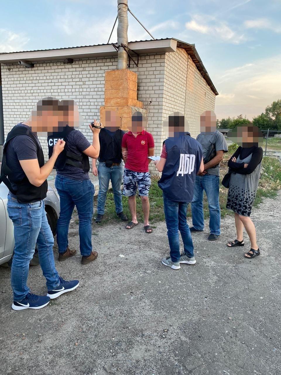 На Луганщине спасателя ГСЧС уличили в сбыте наркотиков, фото-1