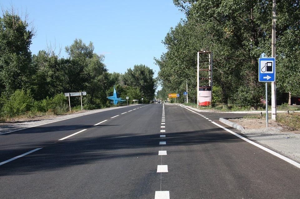Ремонтные работы на дороге Северодонецк - Станица Луганская вышли на завершающий этап, фото-1
