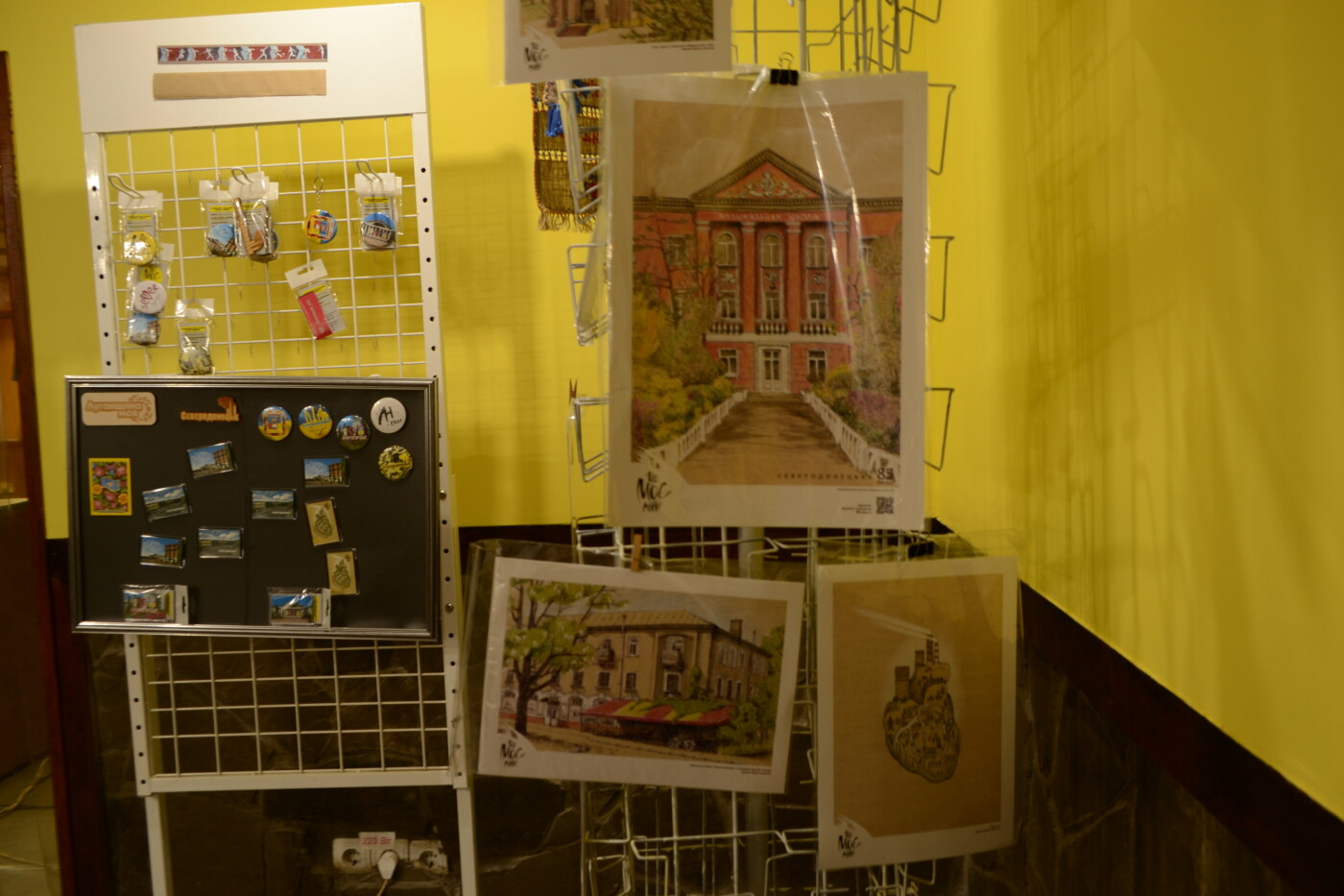 Сувениры с душой города. Северодонецкая художница создала магазин уникальных подарков, фото-6