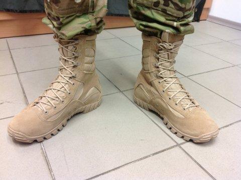Где купить военные ботинки? , фото-1