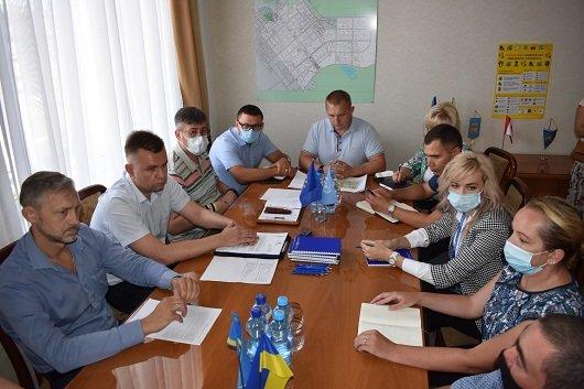 В Северодонецке обсудили проект строительства жилья для переселенцев, фото-1