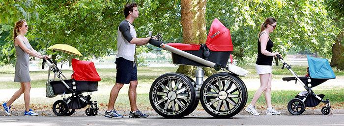 Как выбрать детскую коляску для мальчика?, фото-1