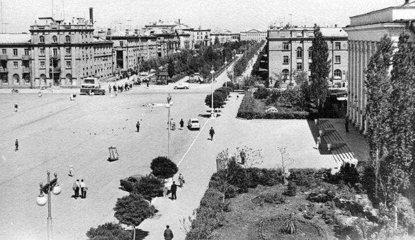 История одного здания. Дворец Культуры Химиков, фото-4