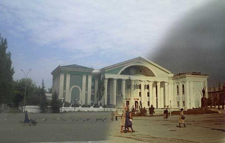 История одного здания. Дворец Культуры Химиков, фото-2