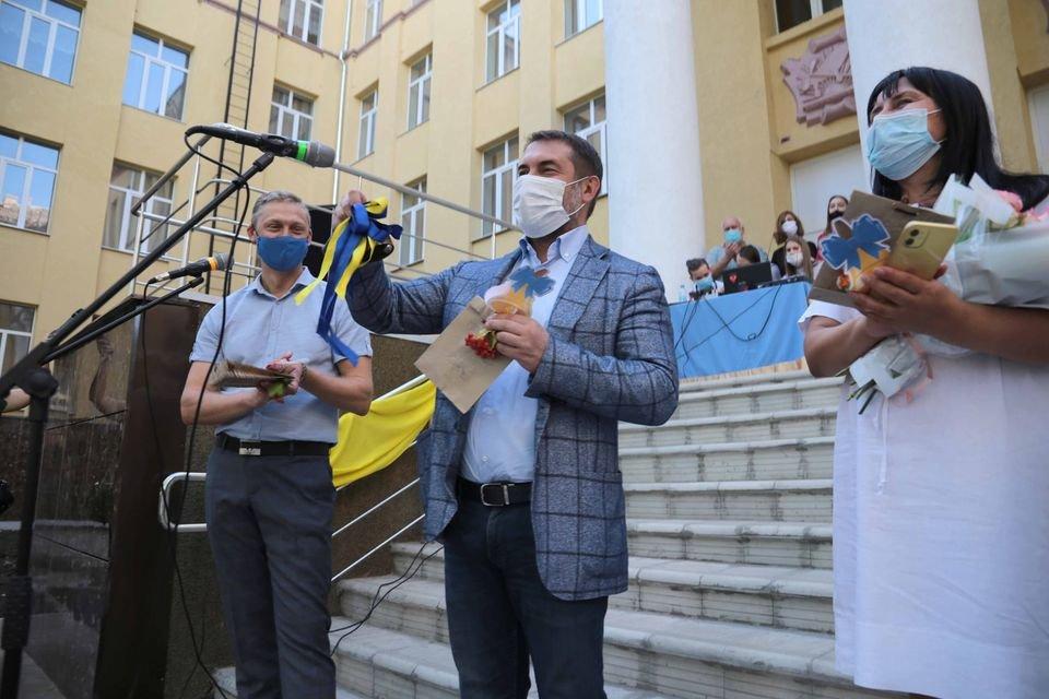 В Северодонецке после ремонта открыли обновленные школы , фото-3