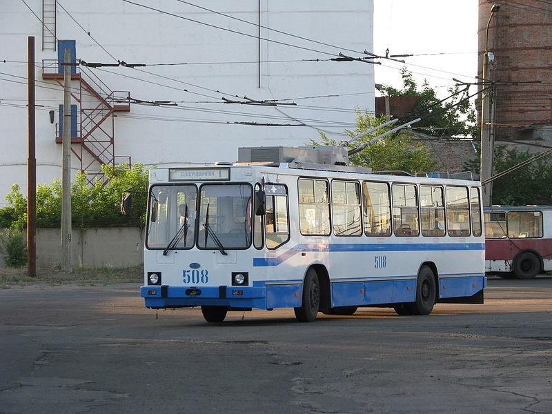 """""""Рогатому"""" 42  года: история и настоящее северодонецкого троллейбуса, фото-4"""