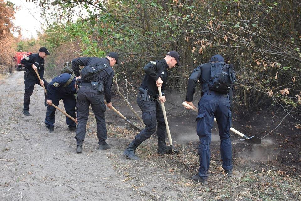 На Луганщине снова пожароопасная ситуация (фото) , фото-5