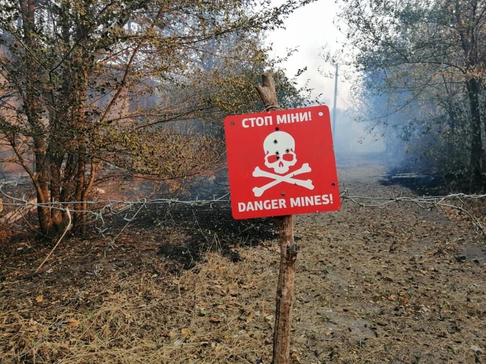 На Луганщине снова пожароопасная ситуация (фото) , фото-2