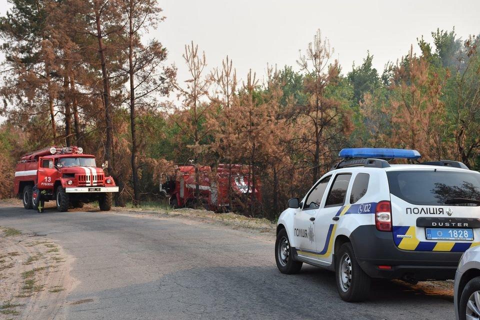 На Луганщине снова пожароопасная ситуация (фото) , фото-4