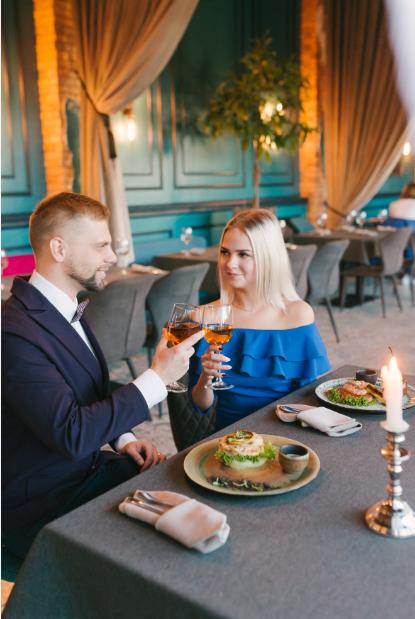 Романтика осеннего Северодонецка: топ городских кафе для идеального свидания, фото-2