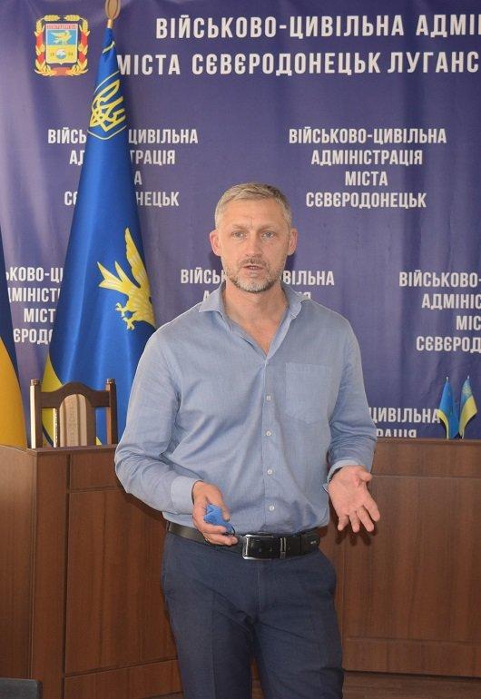 В Северодонецке представили проект жилья для переселенцев , фото-1