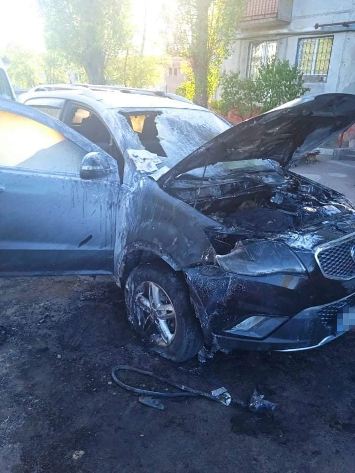 В Северодонецке появился пироман, поджигающий автомобили, фото-4