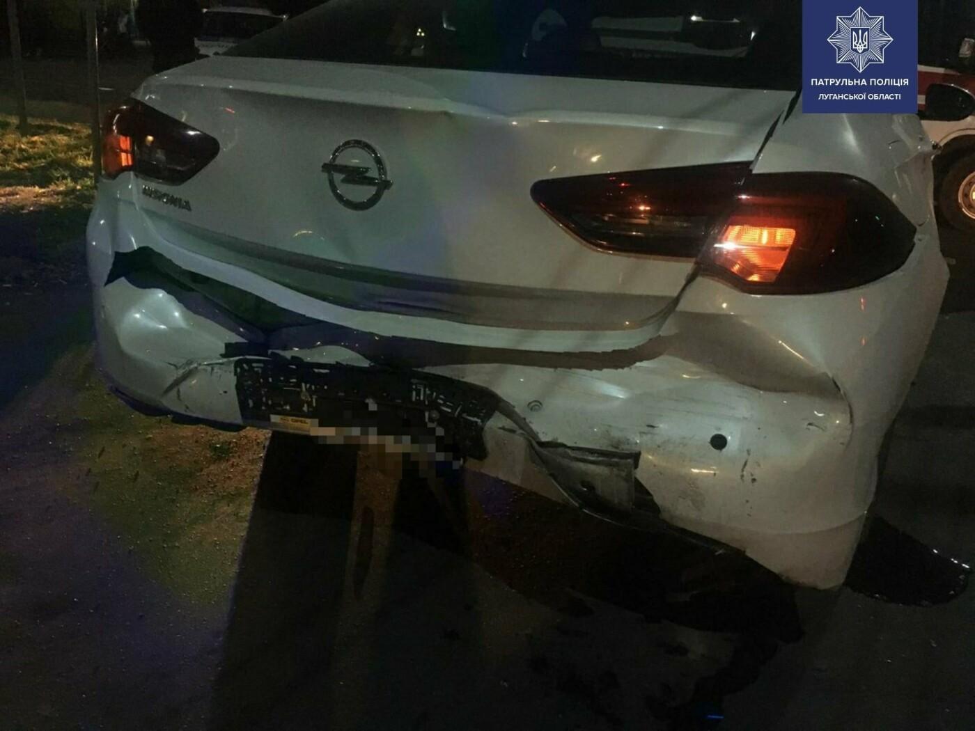 В Северодонецке во время ДТП пострадали водитель и пассажир, фото-1