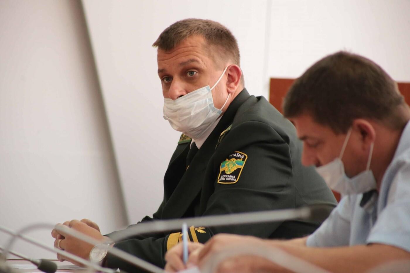 На Луганщине обсудили проблемы вырубки леса и браконьерства , фото-2