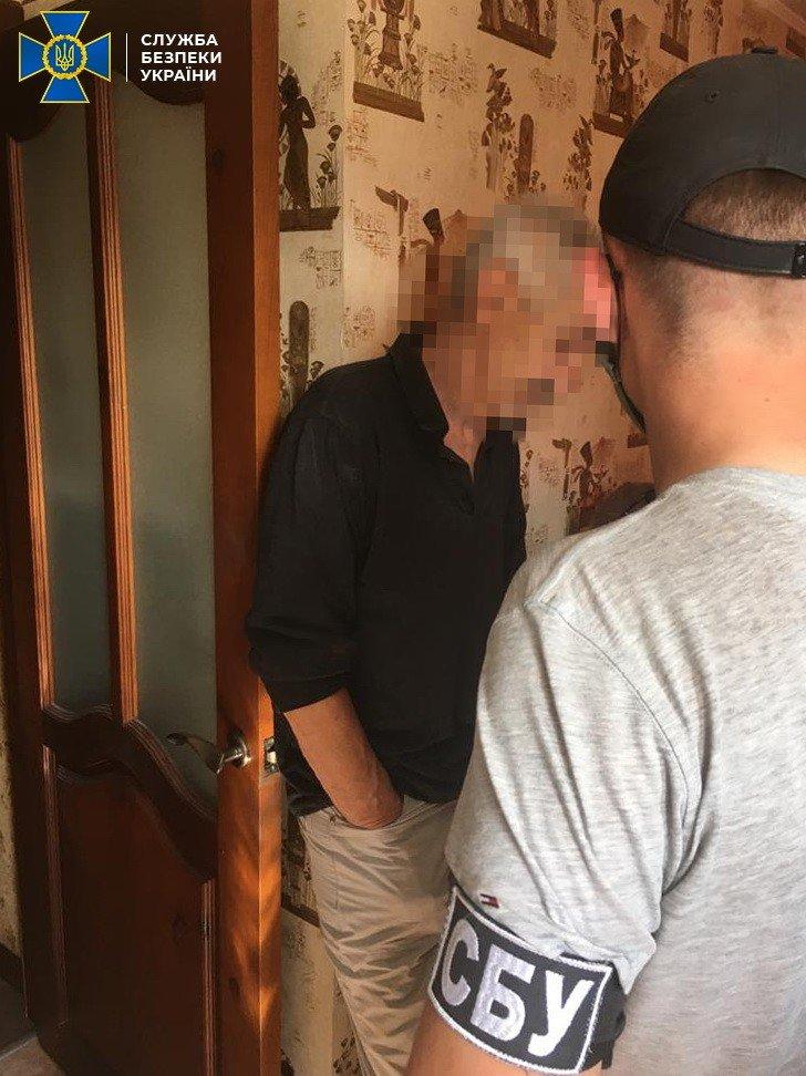 В Северодонецке задержан террорист, который захватывал Луганское здание СБУ, фото-1