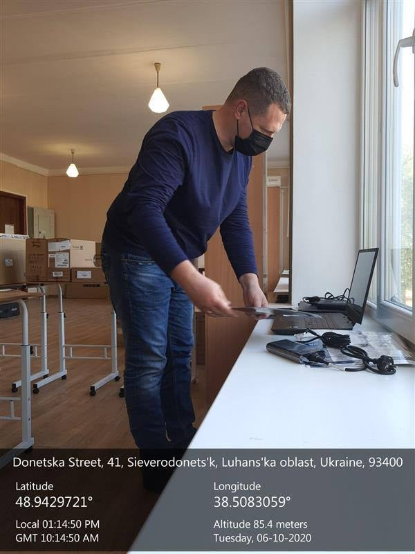 ВНУ имени Владимира Даля получил оборудование для новых лабораторий, фото-2