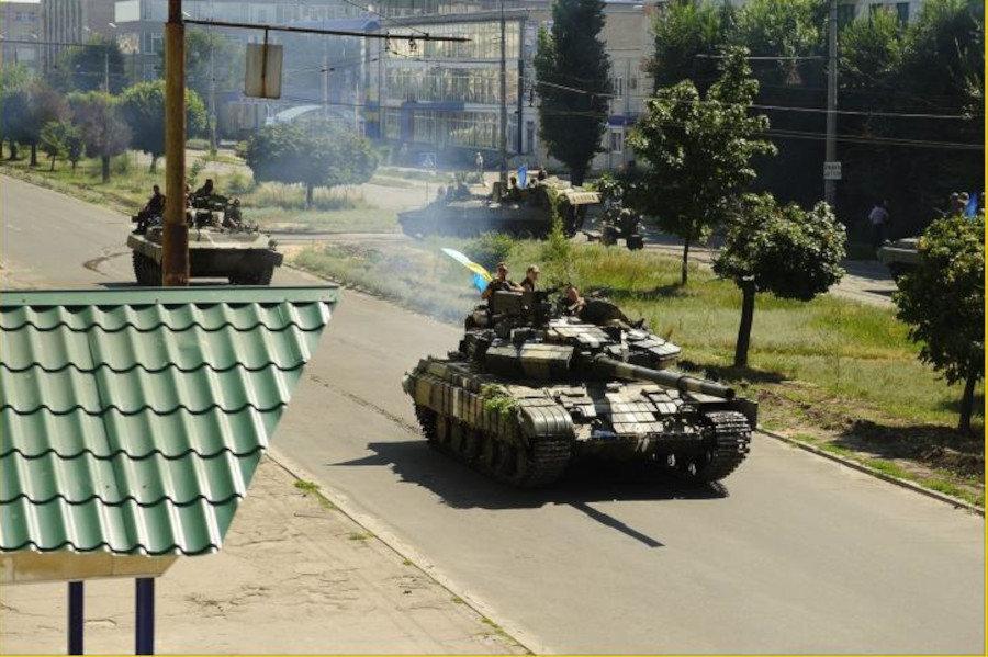 К Дню защитника Украины: как обороняли Северодонецк, фото-5