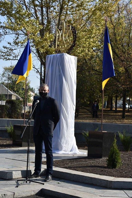 На Луганщине открыли памятник добровольцам АТО, фото-4