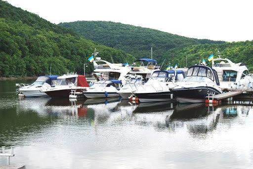 Зимняя стоянка яхт и катеров, фото-1