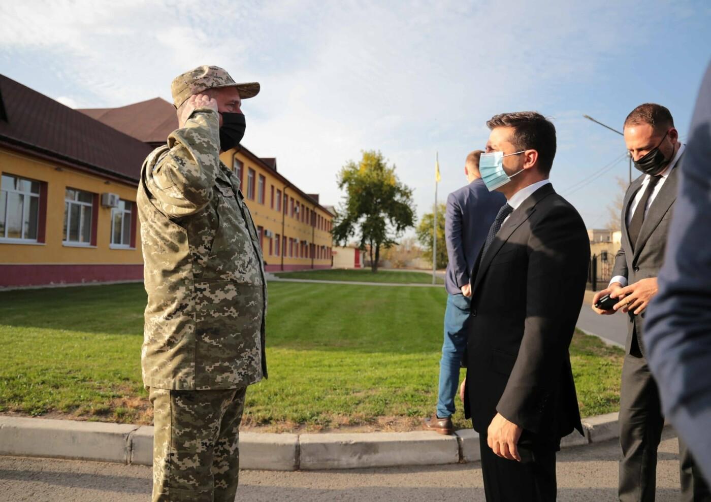 Луганскую область посетил Президент Украины, фото-2