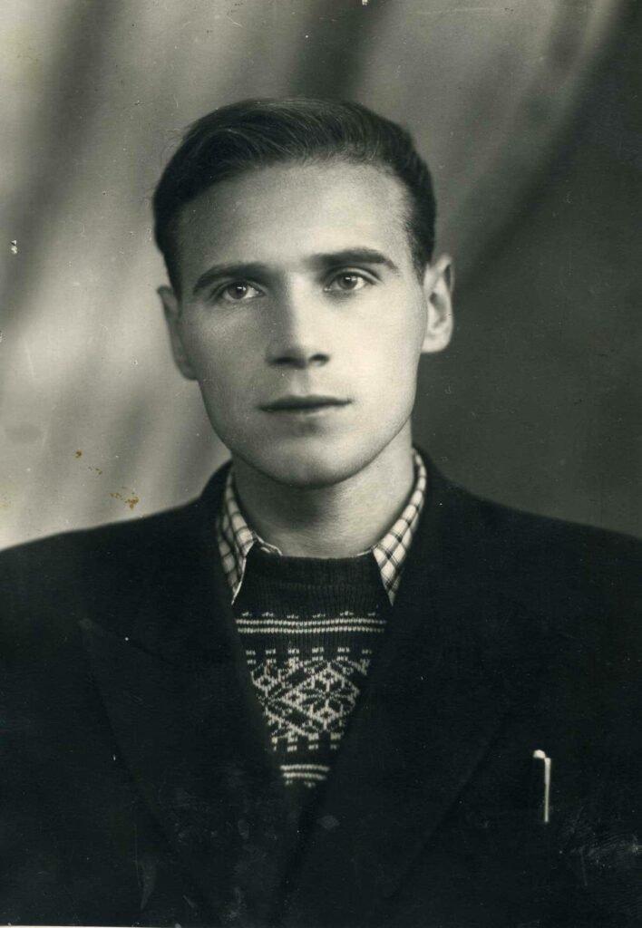 Иосиф Курлат - символ поэзии Северодонецка, фото-1