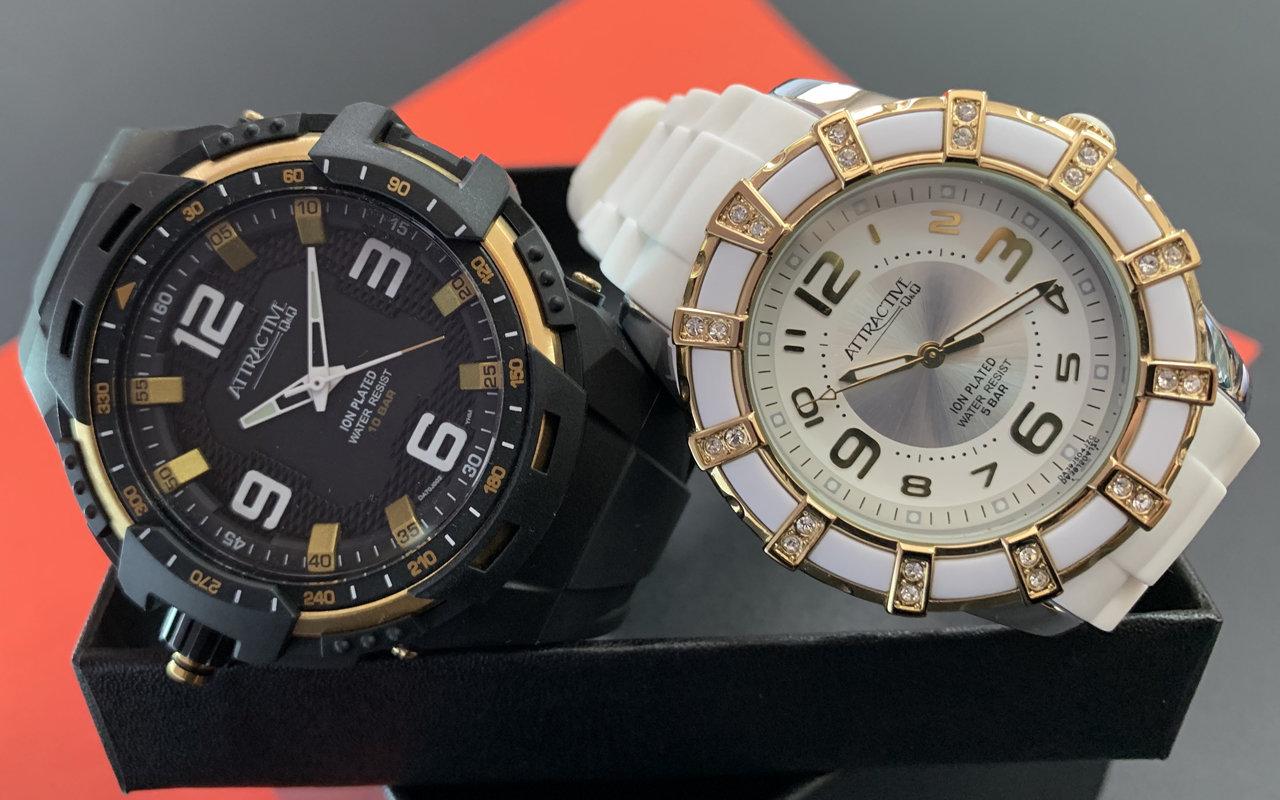 Наручные часы «Q&Q» - атрибут высокого качества за достойную цену, фото-1