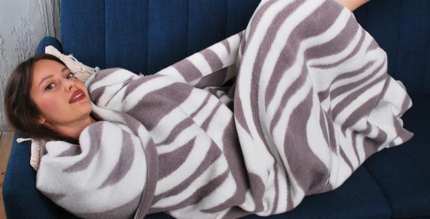 Плед из шерсти мериносов: полезные советы по уходу, фото-1
