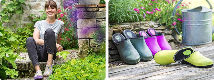 Садовые галоши для работ в саду, фото-1