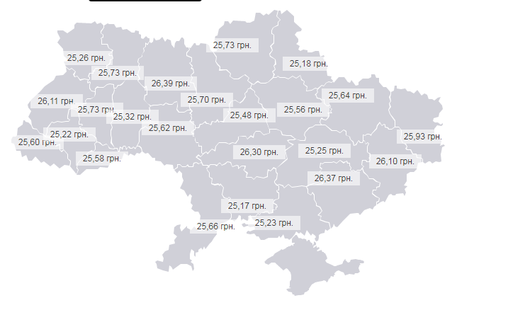На Луганщине самый дорогой бензин в Украине. Какие цены на сегодняшний день?, фото-5