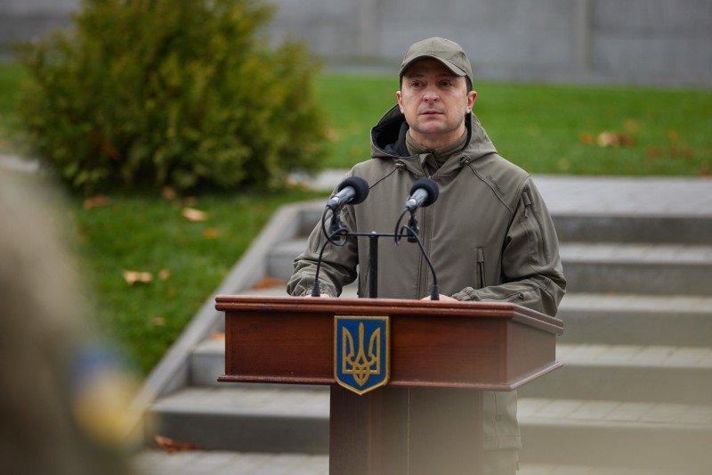 На Луганщине Президент Украины ознакомился с работой пограничников, фото-5
