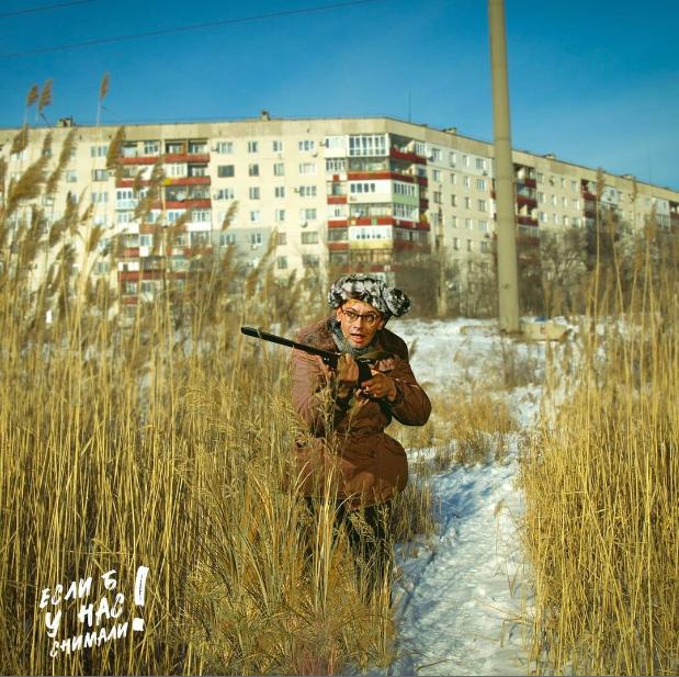 """Что было, если бы  фильм """"Один дома"""" снимали в Северодонецке (фото) , фото-13"""