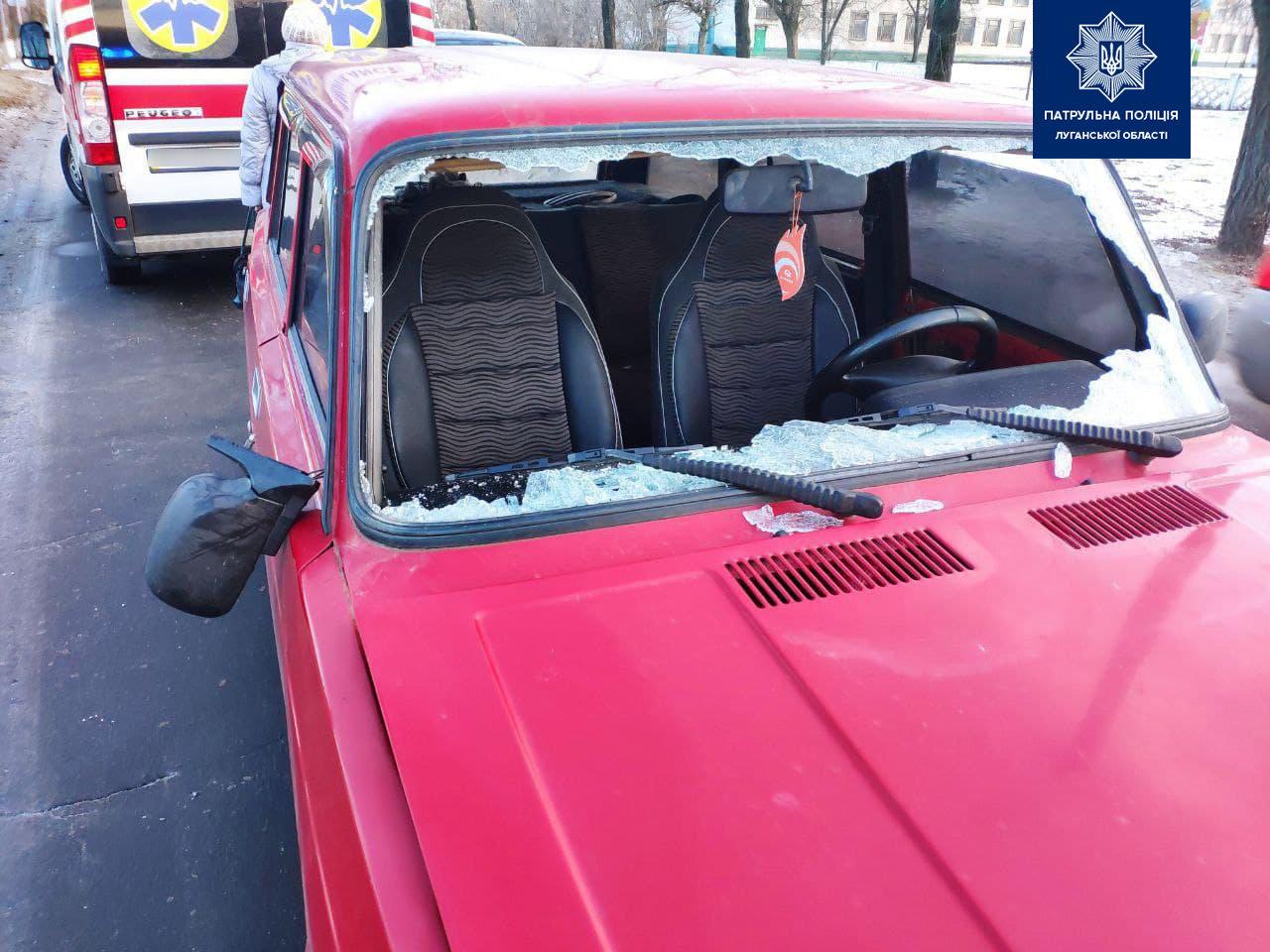 В Северодонецке в результате ДТП пострадал школьник, фото-1