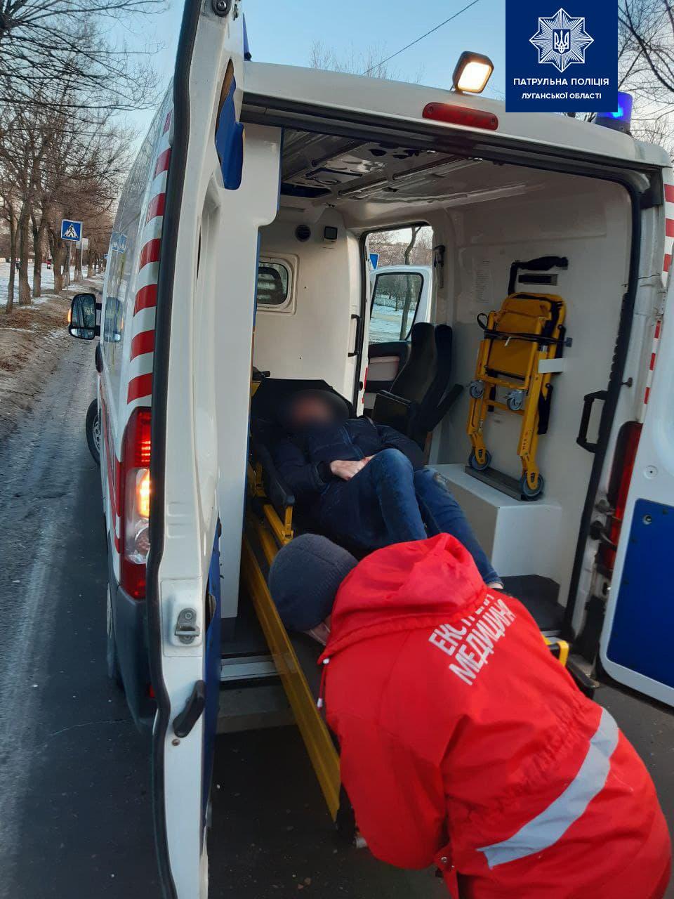 В Северодонецке в результате ДТП пострадал школьник, фото-2