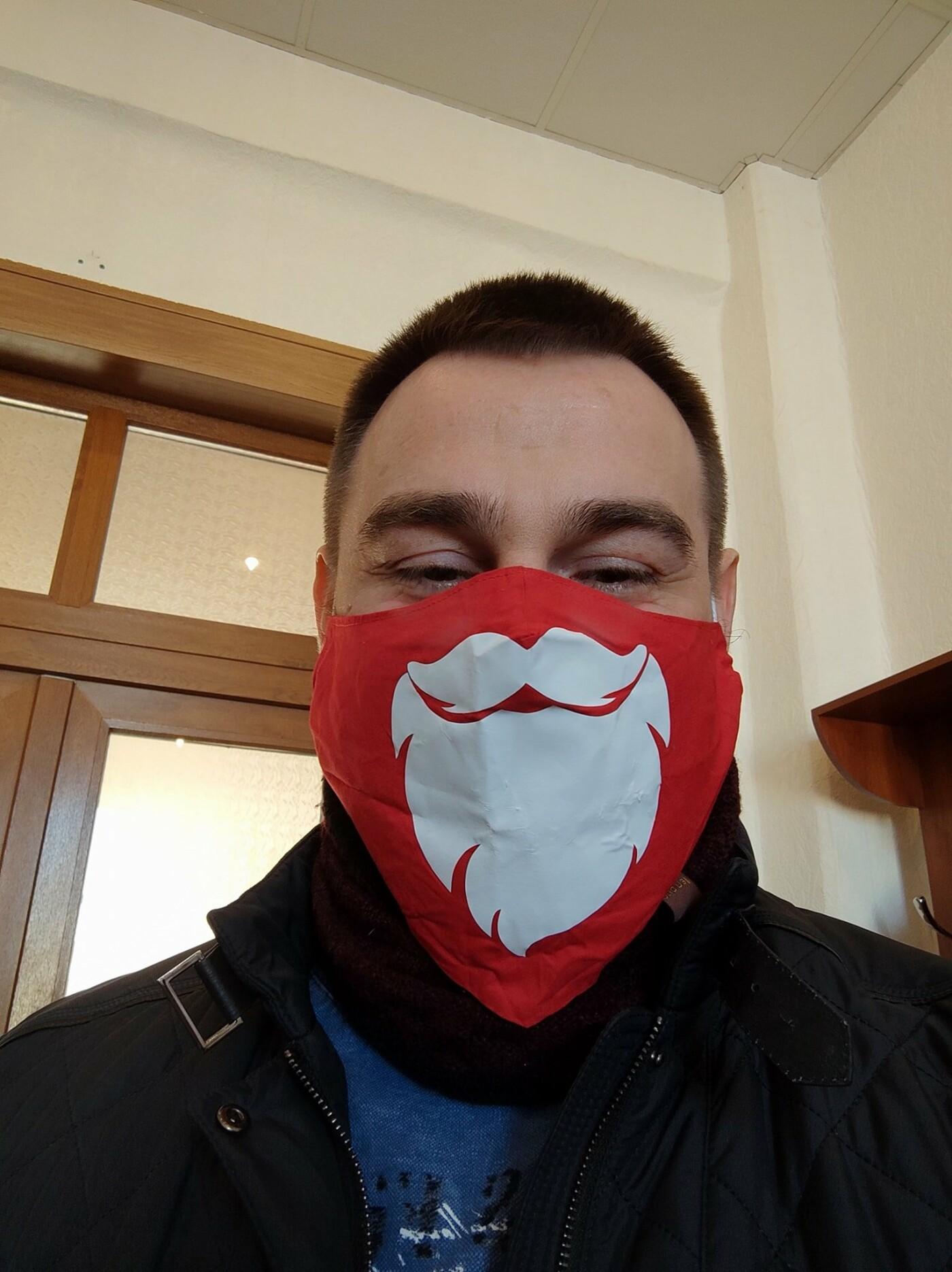 Как жители Луганщины отметили Новый год: ТОП фото из соцсетей, фото-4