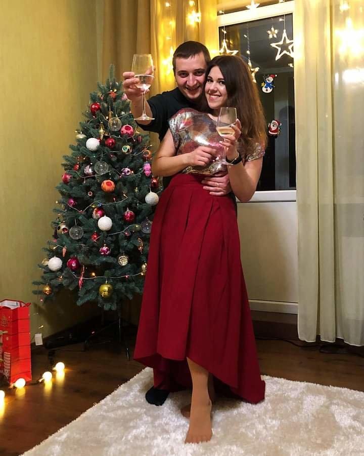 Как жители Луганщины отметили Новый год: ТОП фото из соцсетей, фото-19