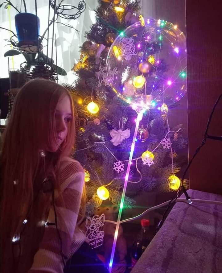 Как жители Луганщины отметили Новый год: ТОП фото из соцсетей, фото-31