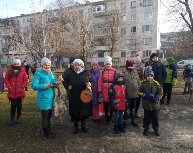 В Северодонецке появилась этноплощадка , фото-6