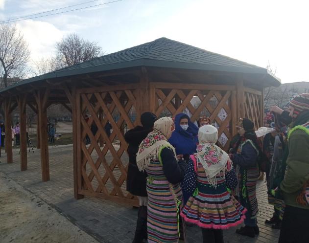 В Северодонецке появилась этноплощадка , фото-2