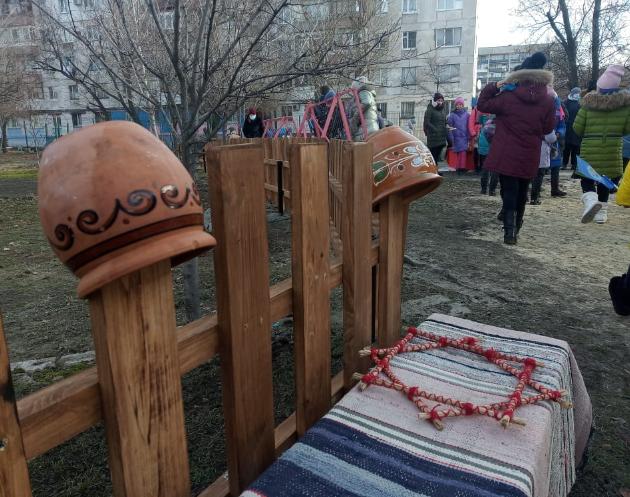 В Северодонецке появилась этноплощадка , фото-3