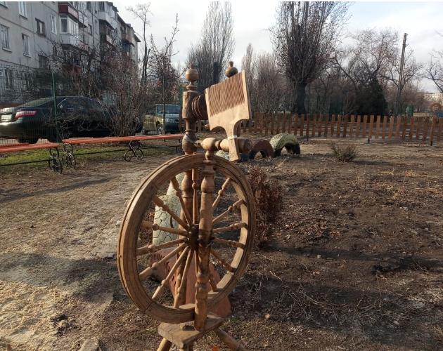 В Северодонецке появилась этноплощадка , фото-4