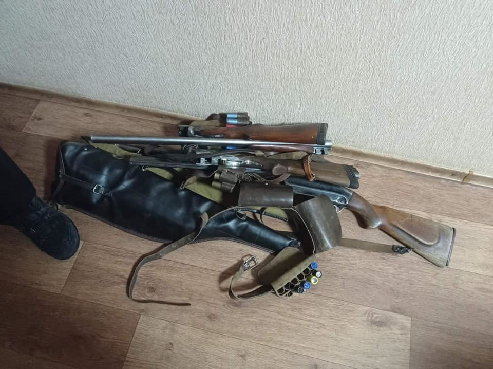 На Луганщине незаконно истребляют диких животных , фото-1