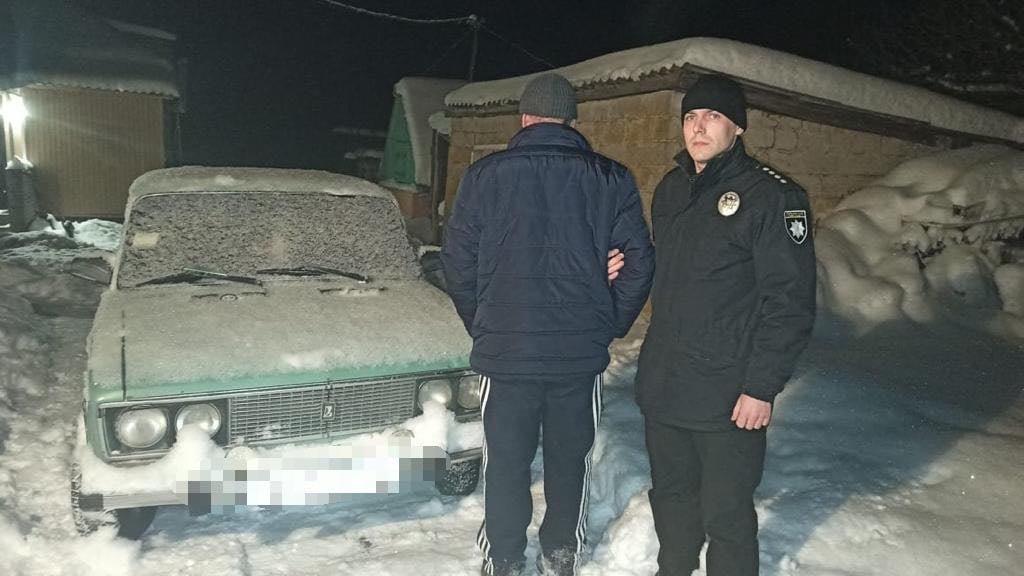 На Луганщине водитель насмерть сбил пешехода и скрылся с места ДТП, фото-1