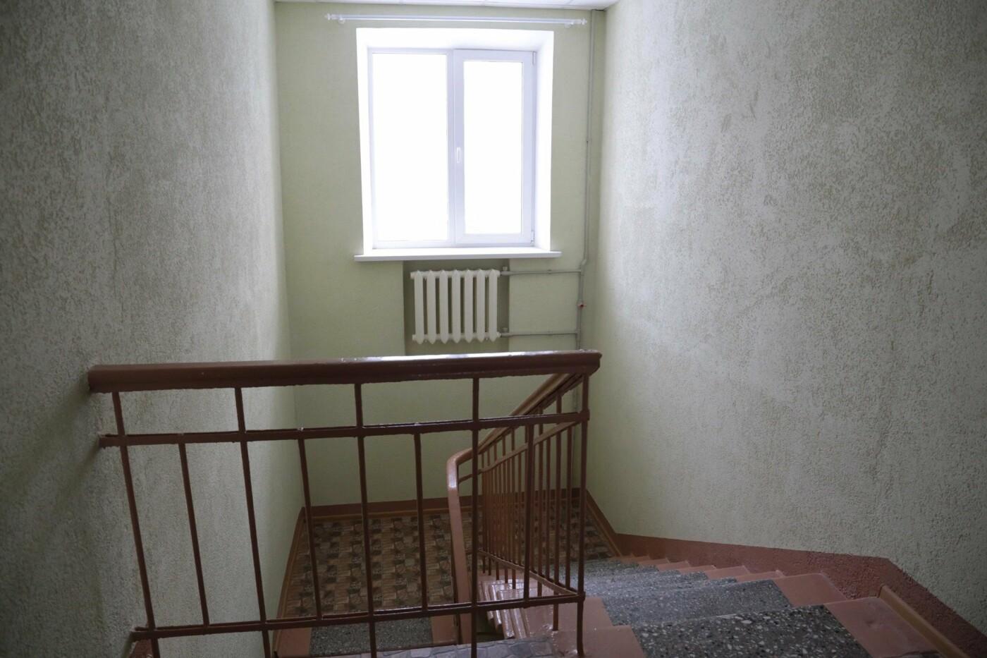 В Северодонецке завершается капитальный ремонт общежития (фото) , фото-2